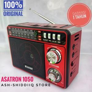 Harga radio fm am asatron r 1050 usb klasik vintage jadul   HARGALOKA.COM