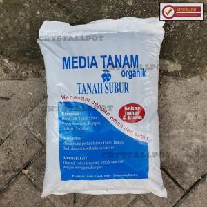 Harga media tanam tanah subur sedang go jek | HARGALOKA.COM
