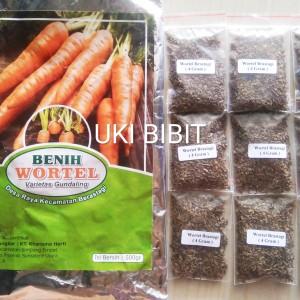 Harga 4 gram benih wortel brastagi | HARGALOKA.COM