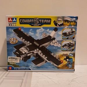 Harga mainan anak bricks lego combat team airforce naval 109pcs kado | HARGALOKA.COM