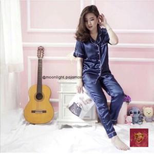 Harga ps  baju tidur murah piyama satin cp   HARGALOKA.COM