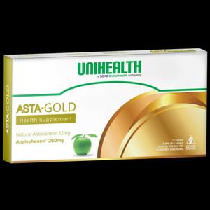 Harga astagold suplemen multivitamin asthaxantin applephenon by | HARGALOKA.COM