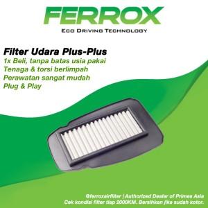 Harga ferrox filter udara yamaha mt15 mt 15 vva 2019 up   HARGALOKA.COM