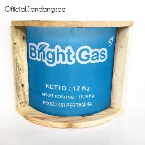 Harga screen sablon tabung lpg bright gas ukuran 12 kg retester | HARGALOKA.COM
