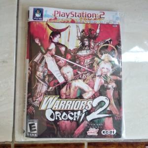 Harga kaset game ps 2   play station 2 warriors orochi   HARGALOKA.COM