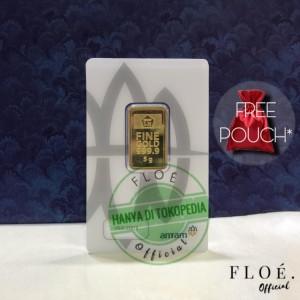Harga emas antam lm logam mulia 5 gr 5 gram 5g reinvented | HARGALOKA.COM