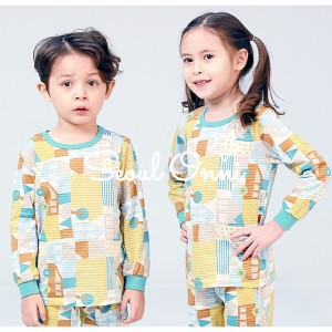 Harga seoul onni korea baju tidur anak bayi setelan piyama   maple     HARGALOKA.COM