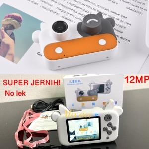 Harga 12mp kids camera toys 2 0in hd kamera anak mini full hd   HARGALOKA.COM