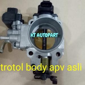 Harga Trotol Body Set Suzuki Apv Atau Futura Injeksi Asli Katalog.or.id