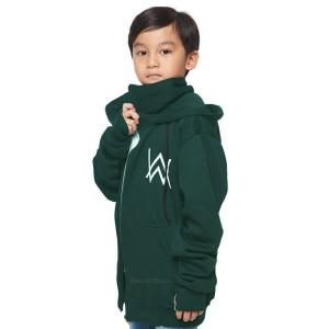 Harga jaket anak laki laki alan walker ninja green   | HARGALOKA.COM