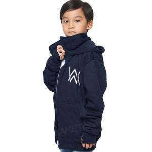 Harga jaket anak laki laki alan walker ninja navy   | HARGALOKA.COM