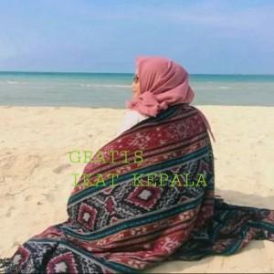 Harga kain tenun ikat etnik motif | HARGALOKA.COM