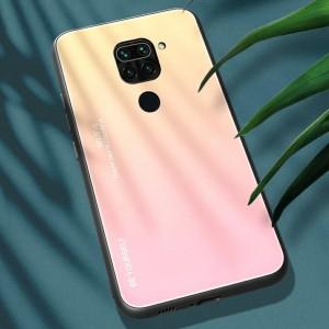 Harga gradient glass case xiaomi redmi note 9 redminote9 redmi10x 4g casing   warna | HARGALOKA.COM