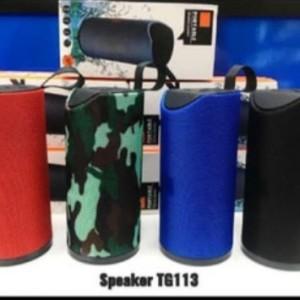 Harga speaker bluetooth wireless tg 133 portable | HARGALOKA.COM