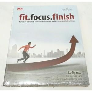 Harga buku reksa dana fit focus finish   panduan sukses investasi reksa | HARGALOKA.COM