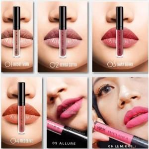 Harga implora urban lip cream matte lipstik lipcream original bpom   01 dusky | HARGALOKA.COM