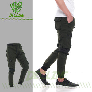 Harga joger cargo urban celana cargo jogger pria original   green army   green army | HARGALOKA.COM