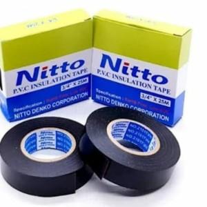 Info Isolasi Listrik Nitto Insulation Tape Nitto Katalog.or.id