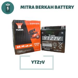 Harga aki motor aerox 155 ytz7v | HARGALOKA.COM