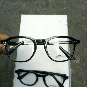 Harga kacamata pria model mscot bilik gratis lensa antiradiasi | HARGALOKA.COM
