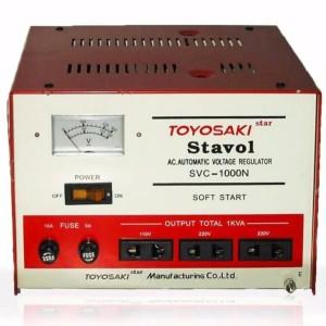 Harga siap kirim gojek grab stabilizer toyosaki svc 1000 | HARGALOKA.COM