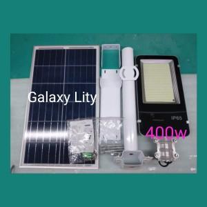 Harga lampu jalan solar cell led 400w tanpa pir motion | HARGALOKA.COM