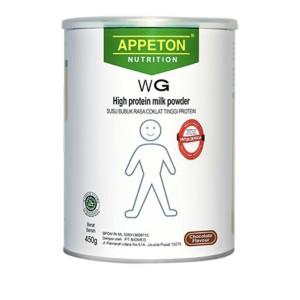 Harga Susu Appeton Weight Gain Di Carrefour Katalog.or.id