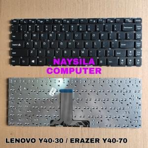 Harga keyboard lenovo y40 30 y40 80 erazer y40 14isk y40 70 y40 70am | HARGALOKA.COM