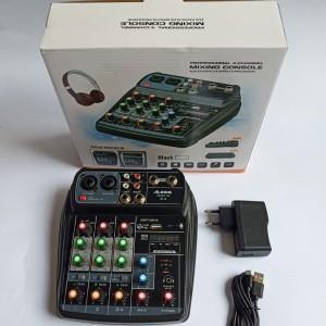 Harga mixer audio speed up4 murah bagus bisa recor | HARGALOKA.COM