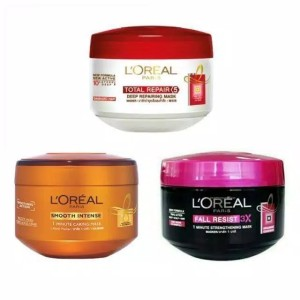 Katalog L Oreal Paris Smooth Intense Hair Mask Katalog.or.id