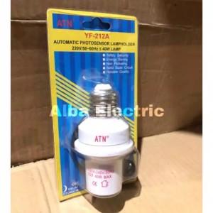 Harga fitting sensor fitting lampu sensor siang malam fitting e27   HARGALOKA.COM