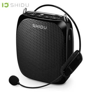 Harga shidu megaphone mikrofon penguat suara tour guide speaker 10w | HARGALOKA.COM