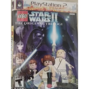 Harga kaset game ps 2   play station 2 lego starwars   HARGALOKA.COM