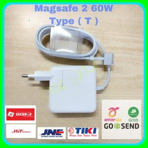 Harga original magsafe 2 60w charger adaptor laptop macbook pro amp air tipe | HARGALOKA.COM