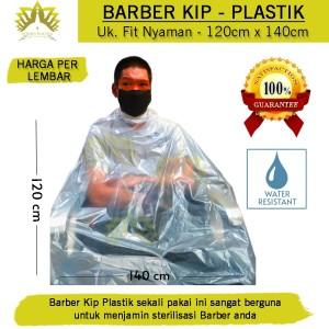 Harga cape barber cape plastik kip potong rambut   hd | HARGALOKA.COM