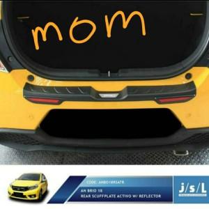 Katalog Jsl Rear Door Sill Plate Sillplate Pintu Belakang All New Brio Katalog.or.id