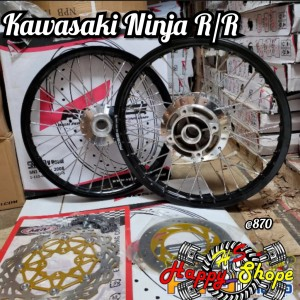 Info Pelek Velg Racing Vrossi Sprint Derik Ninja 150 Rr 250 300x17 Katalog.or.id
