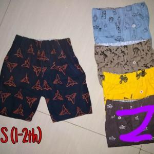 Harga celana anak laki murah   1 2 tahun biru | HARGALOKA.COM