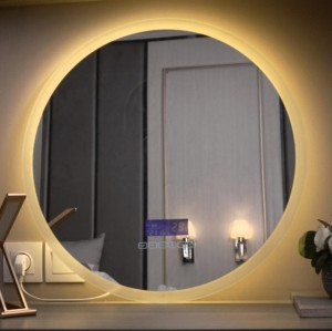 Harga mirror light with bluetooth speaker and clock | HARGALOKA.COM