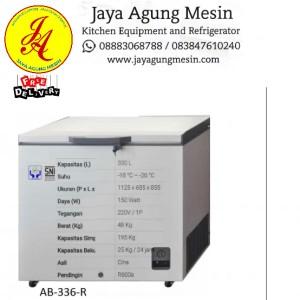 Harga freezer box gea 330 liter   ab 336 r freeongkir surabaya | HARGALOKA.COM