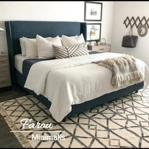 Harga divan dipan tempat tidur farou merk re born tech   | HARGALOKA.COM