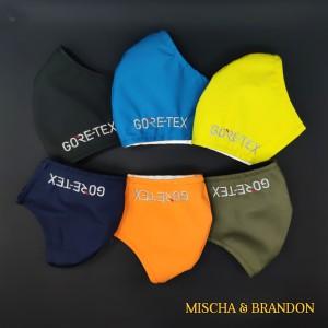 Harga masker kain gore tex katun 100 3 ply waterproof type i   | HARGALOKA.COM
