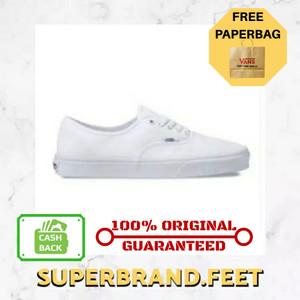 Harga vans authentic classic true white | HARGALOKA.COM
