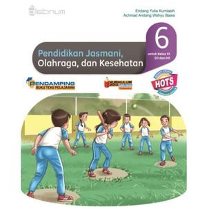 Harga buku pendidikan jasmani olahraga kesehatan pjok sd kelas 6 | HARGALOKA.COM