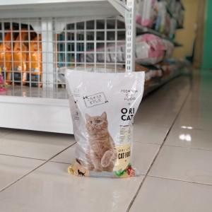 Harga promo ori cat repack 1kg makanan kucing murah mirip   HARGALOKA.COM