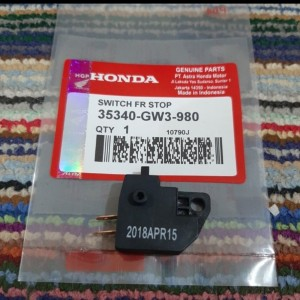 Harga switch rem depan beat   supra x 125   supra 100   revo 110 gw3 | HARGALOKA.COM