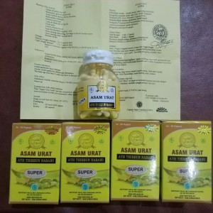 Harga ath thibbun nabawi obat asam urat super asli mujarab   HARGALOKA.COM