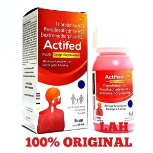 Harga actifed merah   obat batuk dan   HARGALOKA.COM