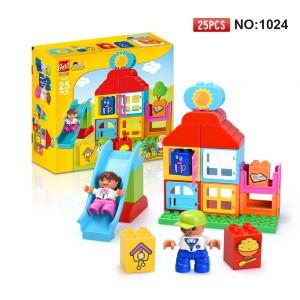 Harga lego gorock duplo mainan home park playground 25 pc | HARGALOKA.COM
