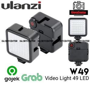 Harga ulanzi w49 video light led w 49 lampu studio foto kamera dslr hp | HARGALOKA.COM